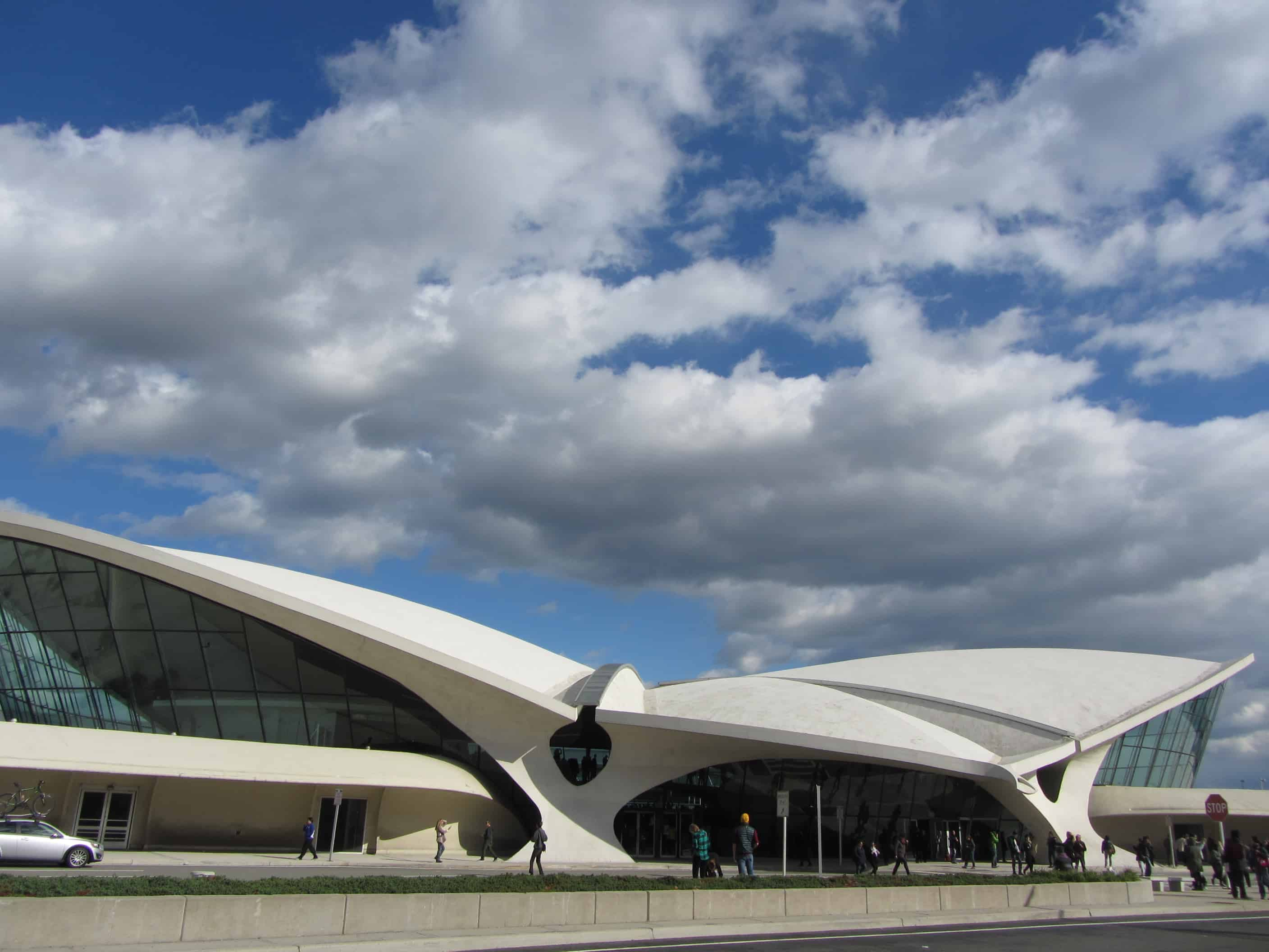 Twa terminal at jfk for Hotel at jfk terminal