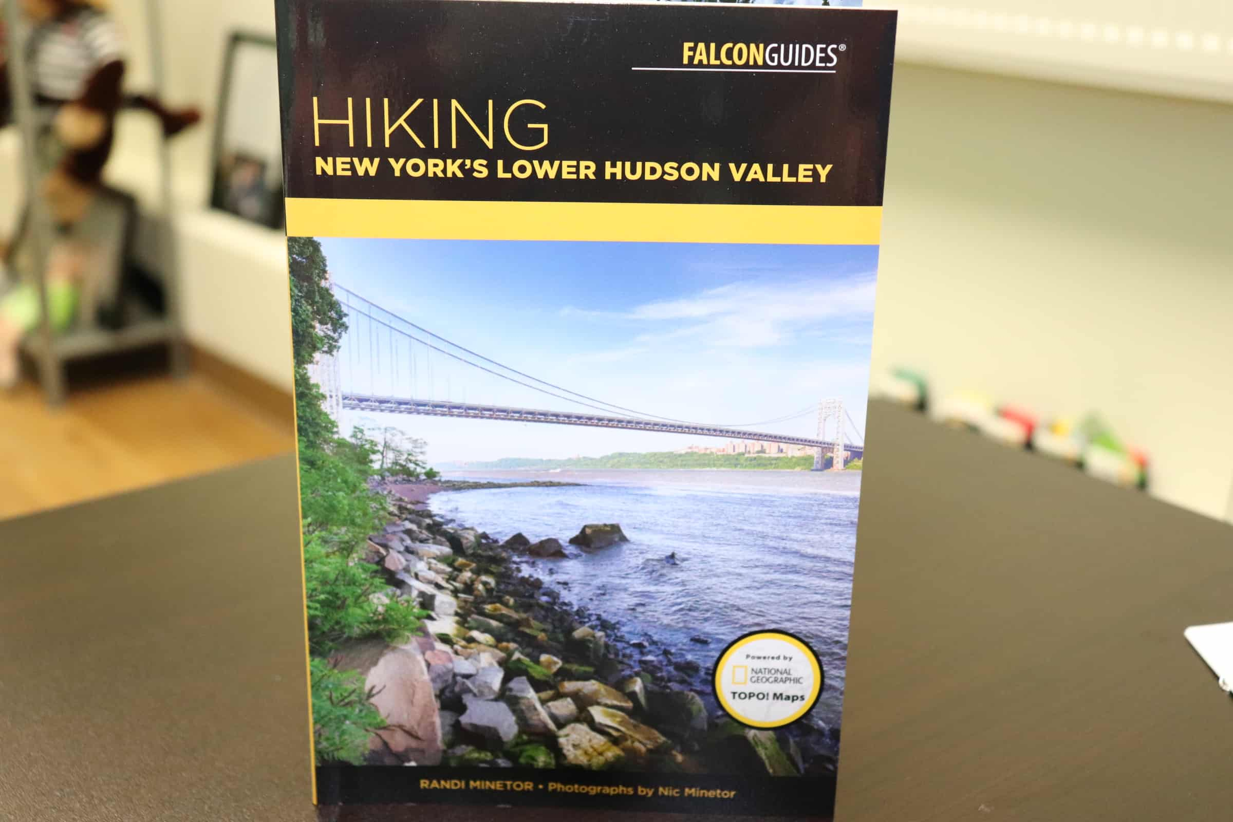 Hiking New York's Lower Hudson Valley by Randi Minetor